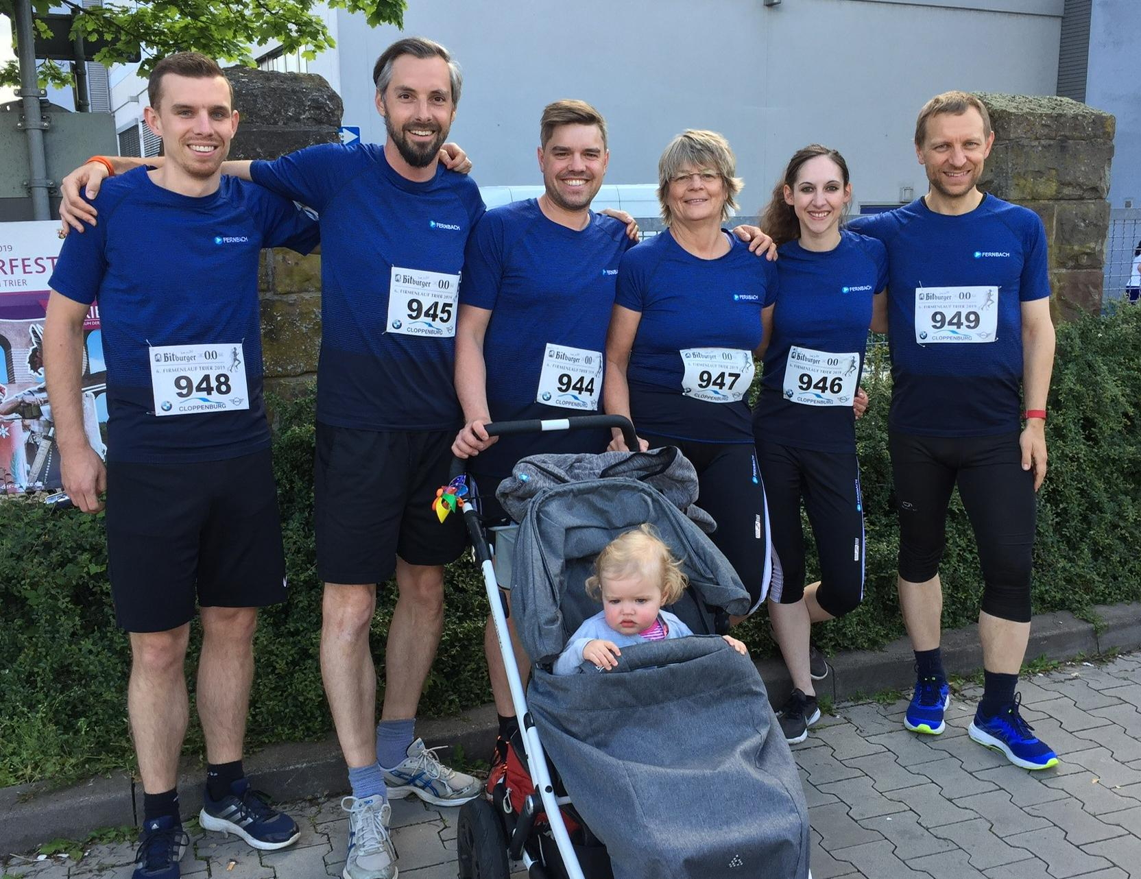 FERNBACH Running Team